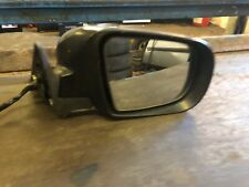 Left Passenger side Wide Angle wing mirror glass for Subaru Legacy 2006-2009