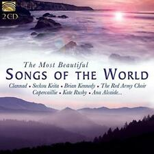 The Most Beautiful Songs Of The World - Various Artists (NEW 2CD)