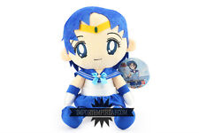 SAILOR MERCURY 30 CM PELUCHE moon plush doll pupazzo figure amy Mizuno mercurio