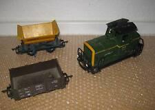 Faller E-Train Diesellok mit zwei Wagen/Q433
