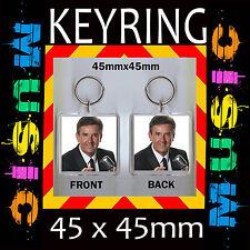 DANIEL O'DONNELL - KEYRING –KEY CHAIN-45X45MM- CD110