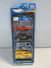 Hot Wheels 5 Car Gift Pack Truck Stoppers w El Camino