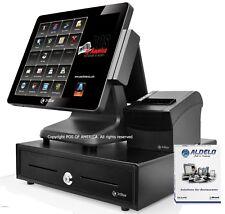 3nStar POS SYSTEM Celeron  4GB 120GB SSD Restaurant Bakery Bar AldeloPRO NEW