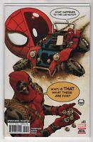 Spider-Man / Deadpool Issue #41 Marvel Comics (1st Print 2018)