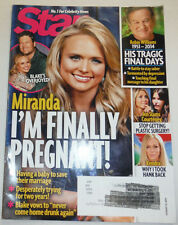 Star Magazine Miranda I'm Finally Pregnant Robin Williams August 2014 121814R
