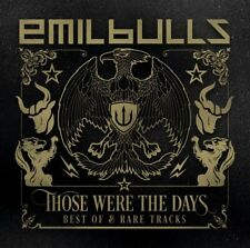 EMIL BULLS - THOSE WERE THE DAYS (BEST OF & RARE TRACKS) 2 CD NEW!