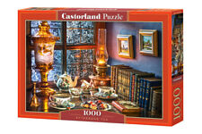 "Brand New Castorland Puzzle 1000 AFTERNOON TEA 27"" x 17.5"" C-104116"