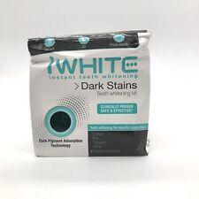iWhite Instant Dark Stain Teeth Whitening Kit 10Trays EXP 4/22#8425 DAMAGED BOX