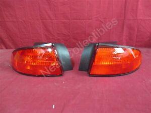 NOS OEM Ford Contour Tail Lamp Light 1998 - 00 PAIR