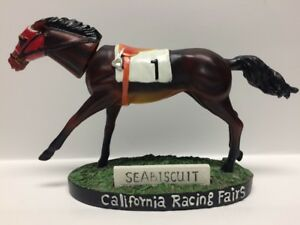 SEABISCUIT Bobble Head California Racing Fairs