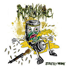 ANALKHOLIC - CD -  Strictly Drunk   (Goregrind 2016, Rectal Smegma)