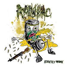 ANALKHOLIC - CD -  Strictly Drunk   (Goregrind 2016, Rectal Smegma)