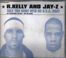 R Kelly And Jay Z-Take You Home With Me cd maxi single