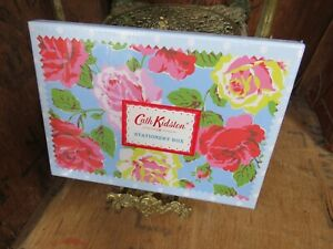 NEW Cath Kidston Stationery Box 30 Sheets & Envelopes 2007 RARE Collectors Paper