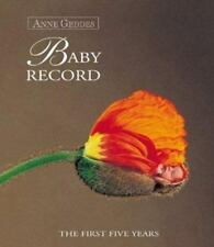 Baby Record: The First Five Years