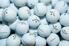 50 Callaway Hex Chrome/PRO, SR, TOUR Series Golf Balls Near Mint / AA Grade