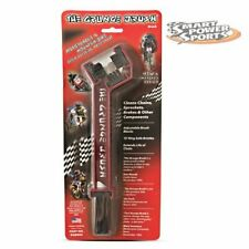 THE GRUNGE BRUSH - Simple Solutions Chain Cleaner Motorcycle Bicycle ATV MX Moto