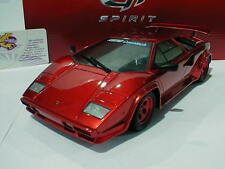 "GT Spirit 134 # Koenig Specials Lamborghini Countach Turbo "" rotmetallic "" 1:18"