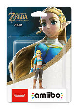 NINTENDO Amiibo Figur - The Legend of Zelda - Breath of the Wild -NEU & OVP