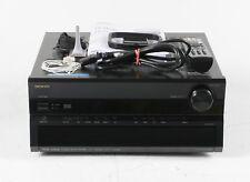Onkyo TX-SR806 7.1 Channel 300 Watt HDMI Home Theater Receiver; CFQ 427421