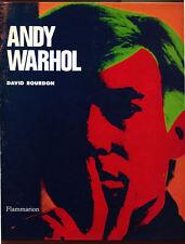 DAVID BOURDON, ANDY WARHOL  1989