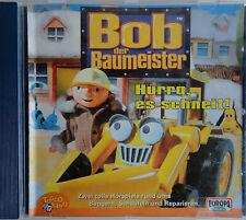 Bob der Baumeister CD Folge11  Hurra, es schneit