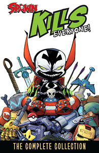Spawn TPB Kills Everyone: The Complete Collection Softcover Graphic Novel