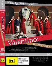 Valentino - The Last Emperor (DVD, 2010)