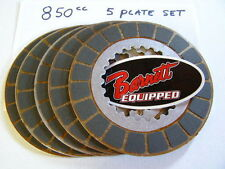 Norton Commando, Barnett 750 & 850 Clutch  disc set USA, Free ship to USA stk047
