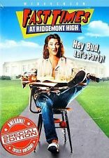 NEW Fast Times at Ridgemont High (Widescreen Special Edition) (DVD)