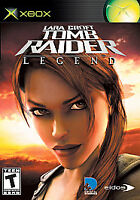Lara Croft: Tomb Raider Legend (LN) Pre-Owned Xbox