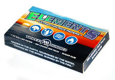 ELEMENTS Ultra Thin Rice Rolling paper size 1 1/4 - 300 papers