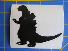 Godzilla 70s Vinyl Decal Sticker 8x6 Any Color