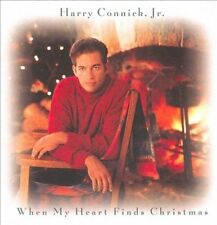 When My Heart Finds Christmas by Harry Connick, Jr. (CD,1993,Columbia)