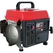 Portable Generator Gas 1,200 Watts - 2 Stroke - 1.2 Gallons - 1.5 Hp - 115V
