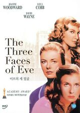 The Three faces of eve (1948) DVD - Joanne Woodward (New & Sealed)