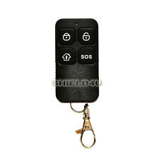 WEATHER-PROOF WIRELESS REMOTE CONTROL CONTROLLER KEYFOB FOR WIRELESS GSM ALARM