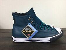 Converse Winter GORE-TEX Chuck Taylor All Star Shoes Midnight Green 165934C Sz 9