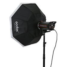 "Godox 120cm 47"" Octagon Softbox + Bowens Mount for Studio Strobe Light"