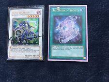Yu-Gi-Oh! Spellbook of Secrets REDU-EN057 Ultra Rare 1st Ed NM