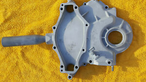 HOLDEN HK HT HG 253 TO 308 TIMING CHAIN COVER