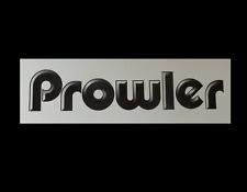 FLEETWOOD PROWLER RV CAMPER ATV RACE TRAILER DECAL FX