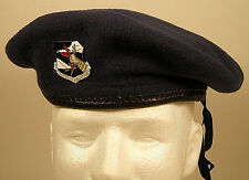 USAF US Air Force Security Police Strategic Air Command SAC Badge Beret 7 1/8 57