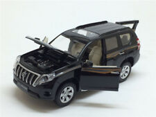 Land Cruiser Prado Toy Model Alloy Gift Diecast Car Collectable SUV 4WD 4x4 Off