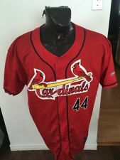 MENS XLARGE EASTON MLB Baseball Jersey HAMILTON ? CARDINALS #44