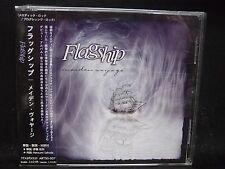 FLAGSHIP Maiden Voyage JAPAN CD Kansas Narnia Alien Candlemass Melodic Prog Rock