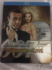From Russia with Love (Blu-ray 2008) Steelbook Rare James Bond 007