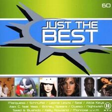 JUST THE BEST VOL. 60 * NEW 2CD'S * NEU *