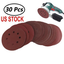 5Inch Sanding Disc Orbital Sander Sandpaper Hook Loop 800-2000 Grit Assorted Pad