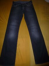 MUSTANG Girls Oregon Jeans - gerade straight - schwarz grau - W27 L34 - TOP!